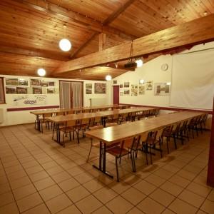 Salle de la buvette