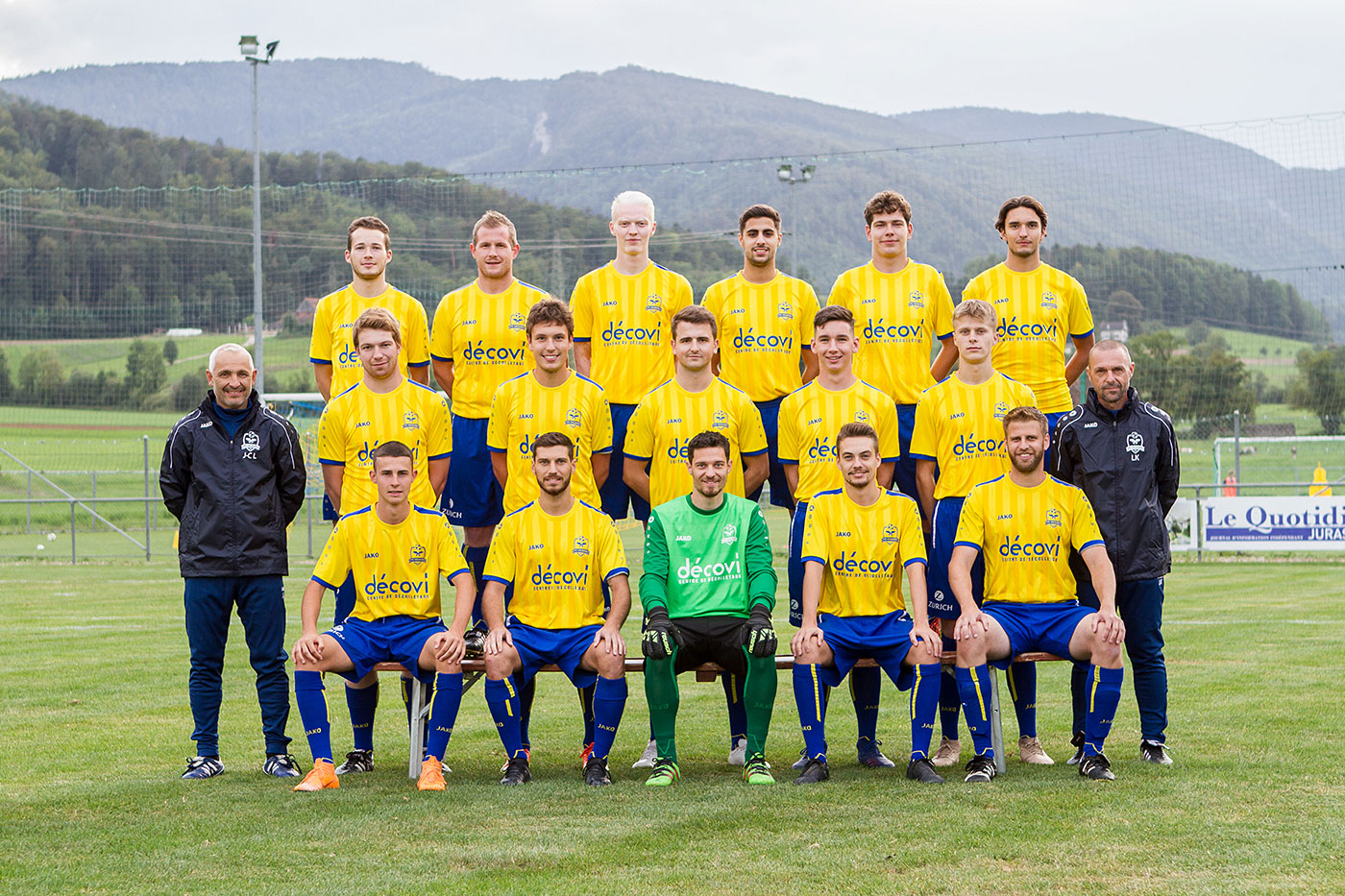 FC Vicques I - Saison 2019-2020 - 3e ligue