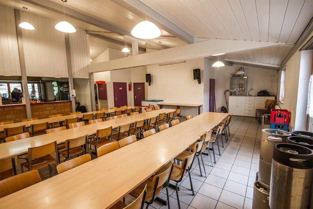 Buvette - Grande salle